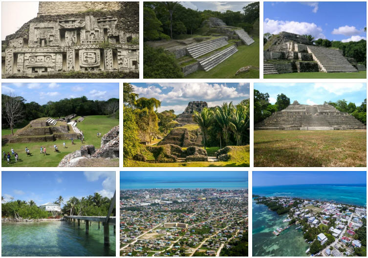Little history of Belize