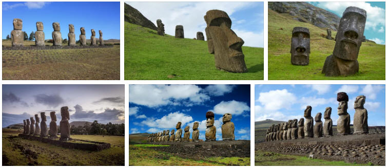 Easter Island: History