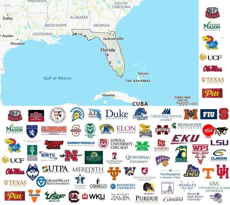 Local Colleges and Universities in Florida