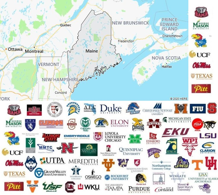 Local Colleges and Universities in Maine
